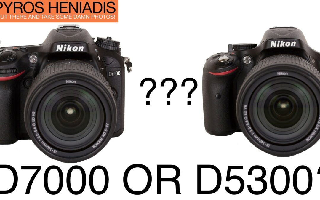D7000 Or D5300, 16 MP vs 6 MP & More! | Q&A Ep.19