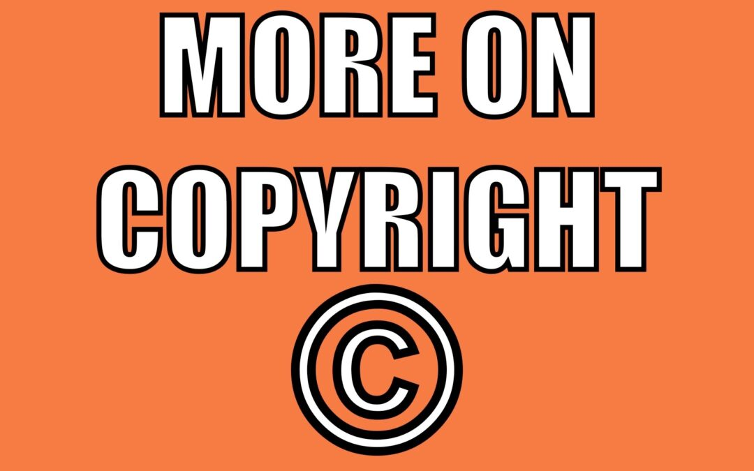Copyright & Photography Part II   Q&A Ep.70