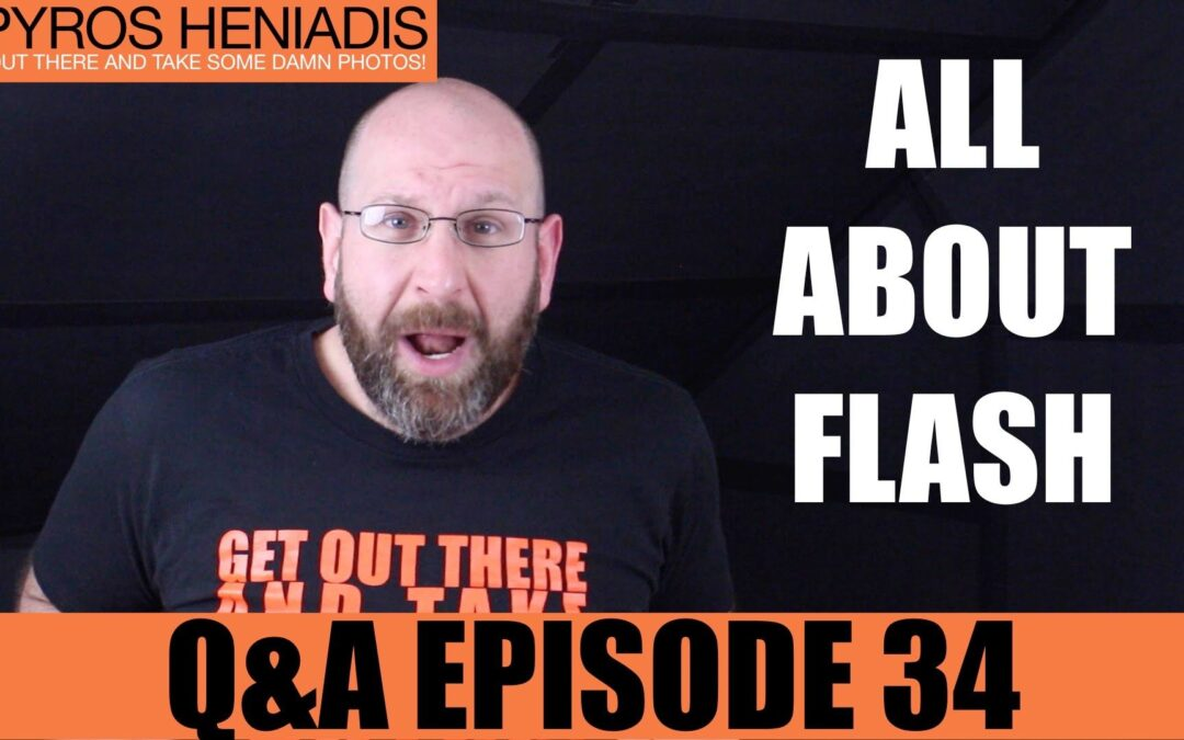 All About Flash   Q&A Ep. 34