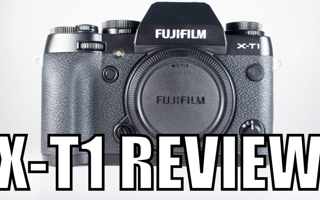 Fujifilm X-T1 Hands On Review