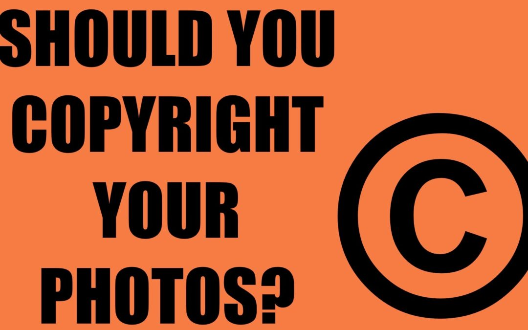 How To Copyright Your Photography   Q&A Ep.66