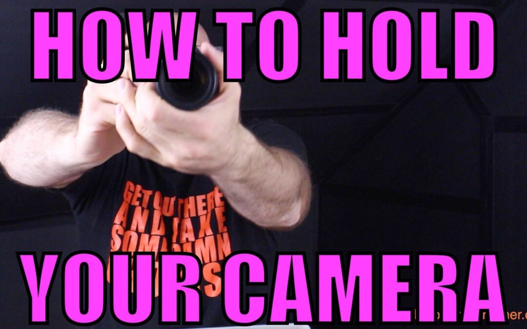 How To Hold Your Camera Rock Steady – Q&A Ep.65
