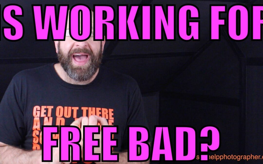 Is Working for Free Bad?   Q&A Ep.61