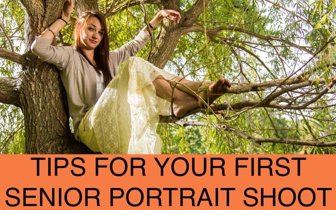 Preparing For Your First Senior Portrait Photo Shoot | Q&A Ep.23