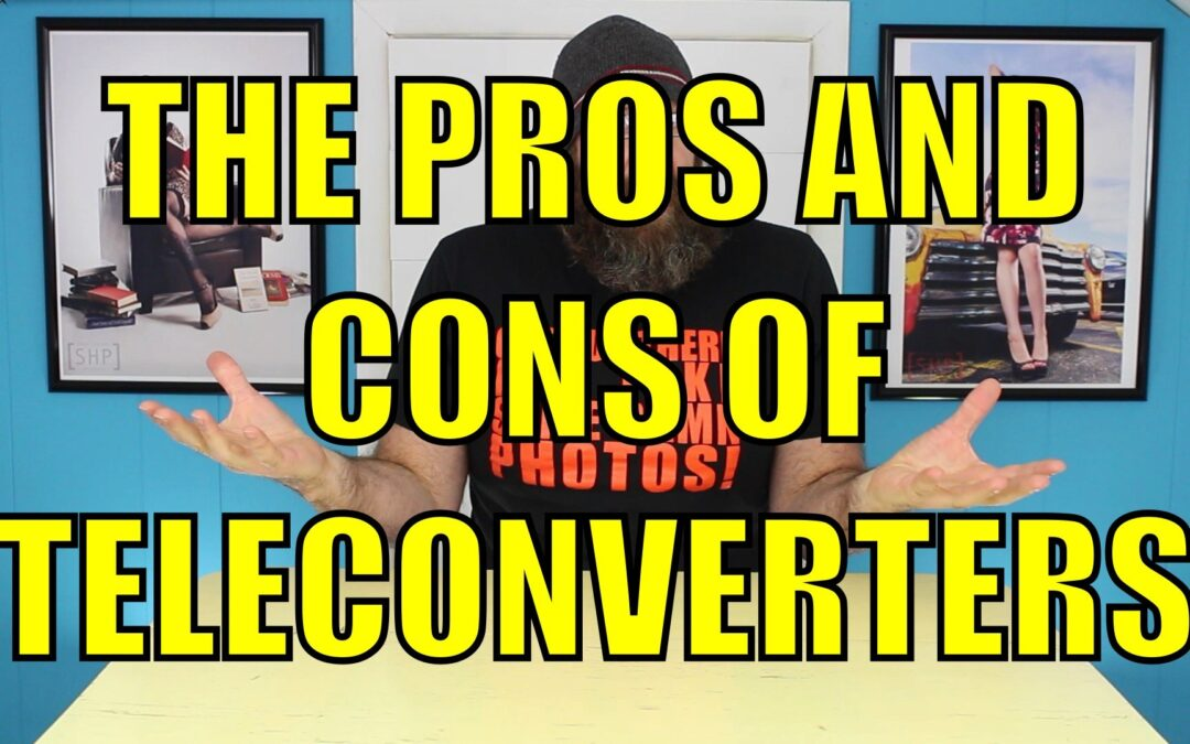 The Pros and Cons of Using A Teleconverter | Q&A Ep.81