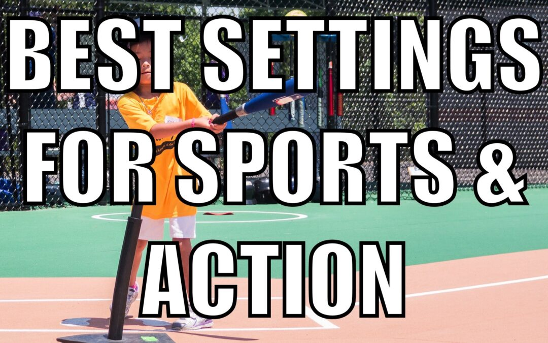 How To Choose The Best Settings For Sports Photography | Q&A Ep.77
