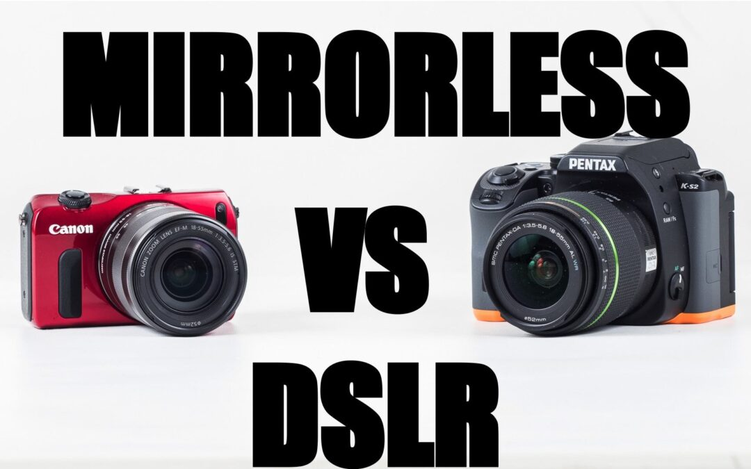 DSLR vs Mirrorless Cameras, Which is Better? | Q&A Ep.85