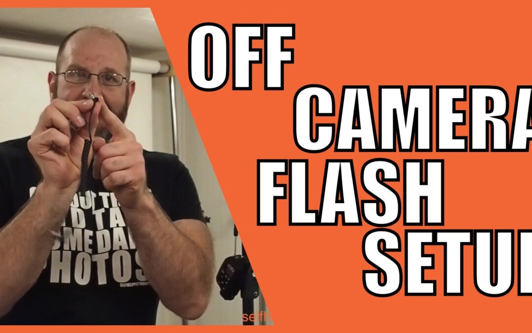 How To Set Up Your Wireless Off Camera Flash