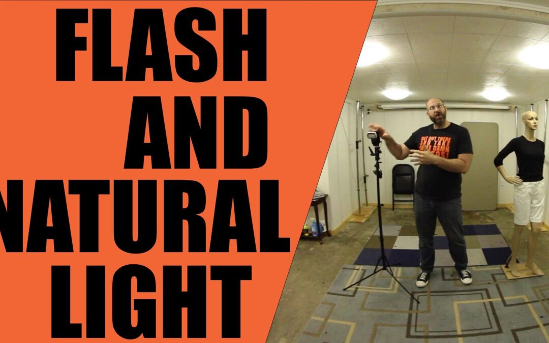 The Difference Between Natural Light and Flash