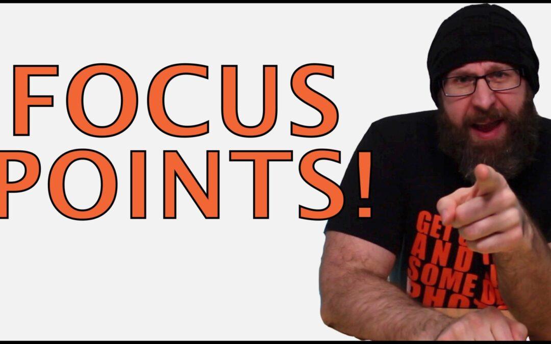 Maximize Your Autofocus Points For Fast Accurate Autofocus