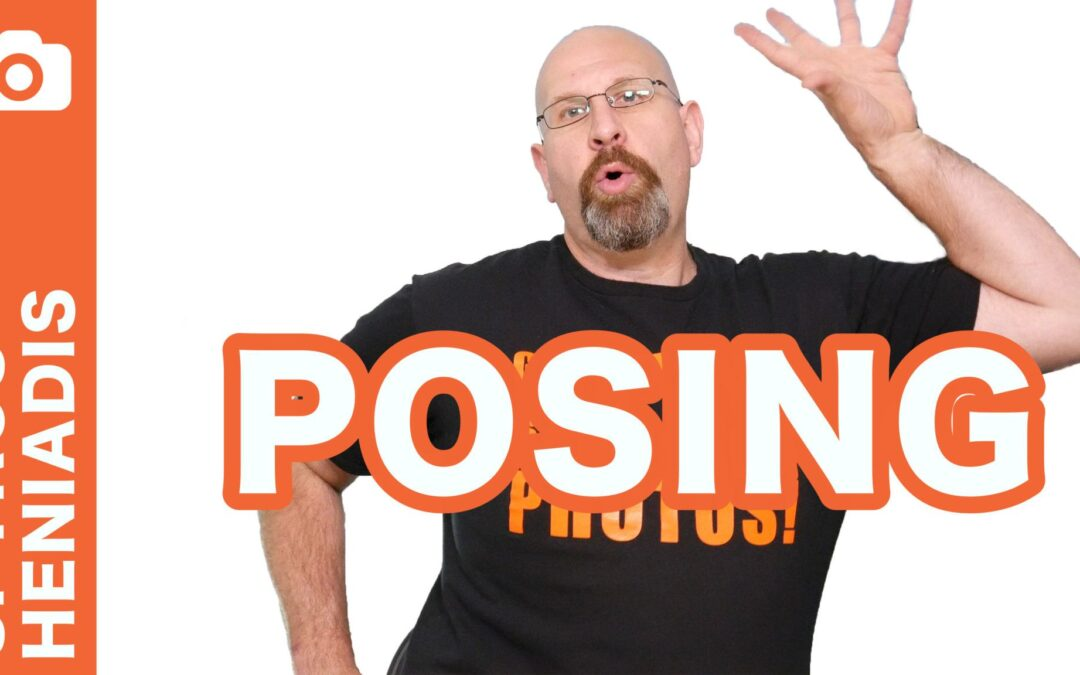 Become A Master At Posing Your Models/Clients