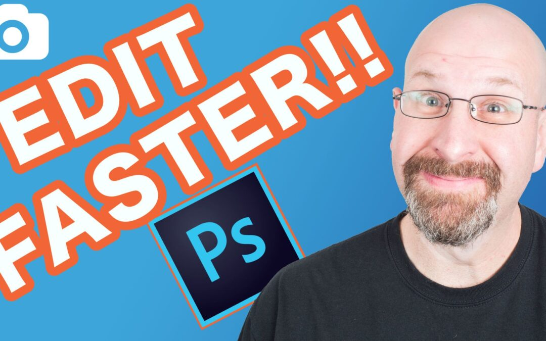 6 Photoshop CC Tips For Faster Editing