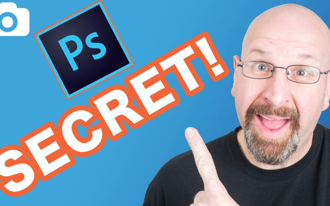 Secret Photoshop Brush Shortcut You Will Love! (NOT BRACKETS!)