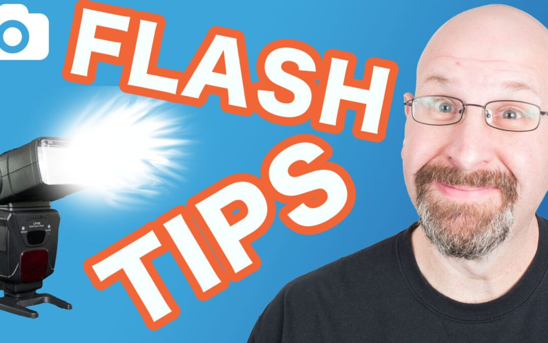 10 Flash Photography Tips