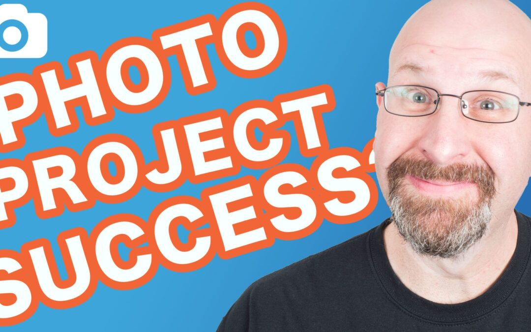 Improve Your Photography With A SUCCESSFUL Photography Project