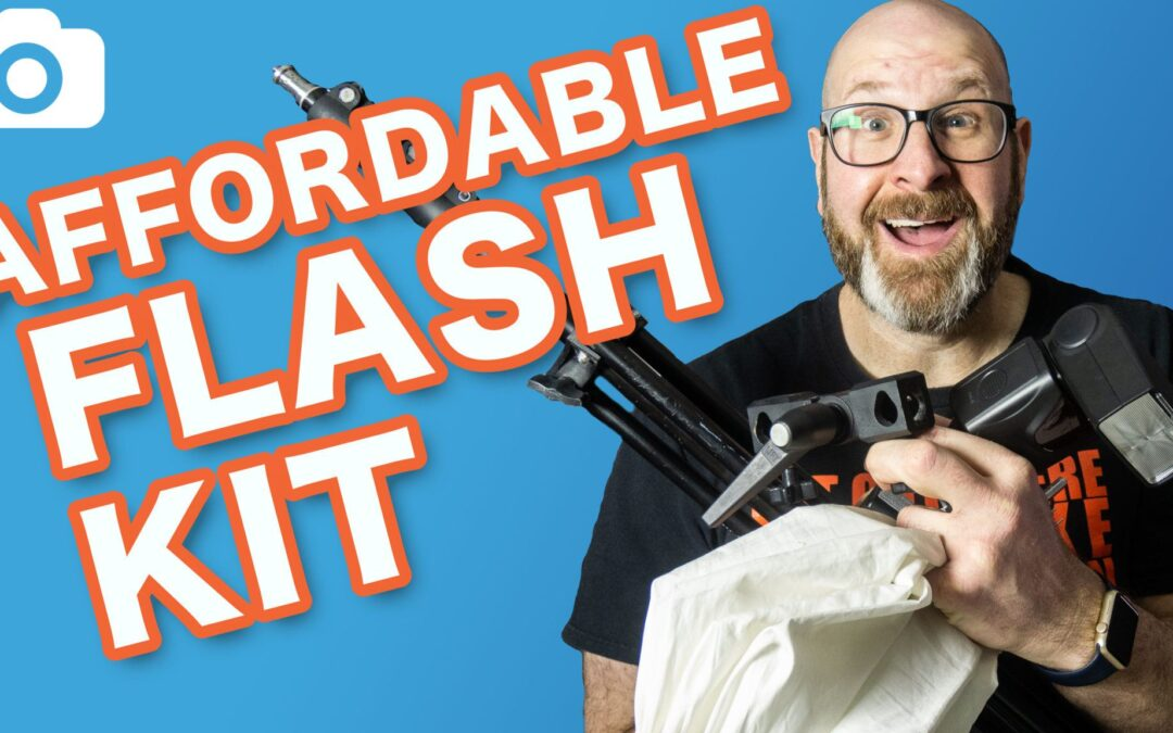 Complete Photography Lighting Kit Under $100 – Everything You Need To Get Started!