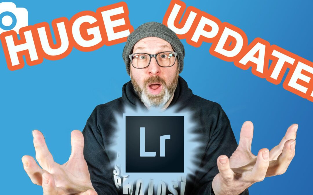 How To Use Adobe's New Lightroom RAW Profiles – HUGE Lightroom Camera Raw Update (2018)