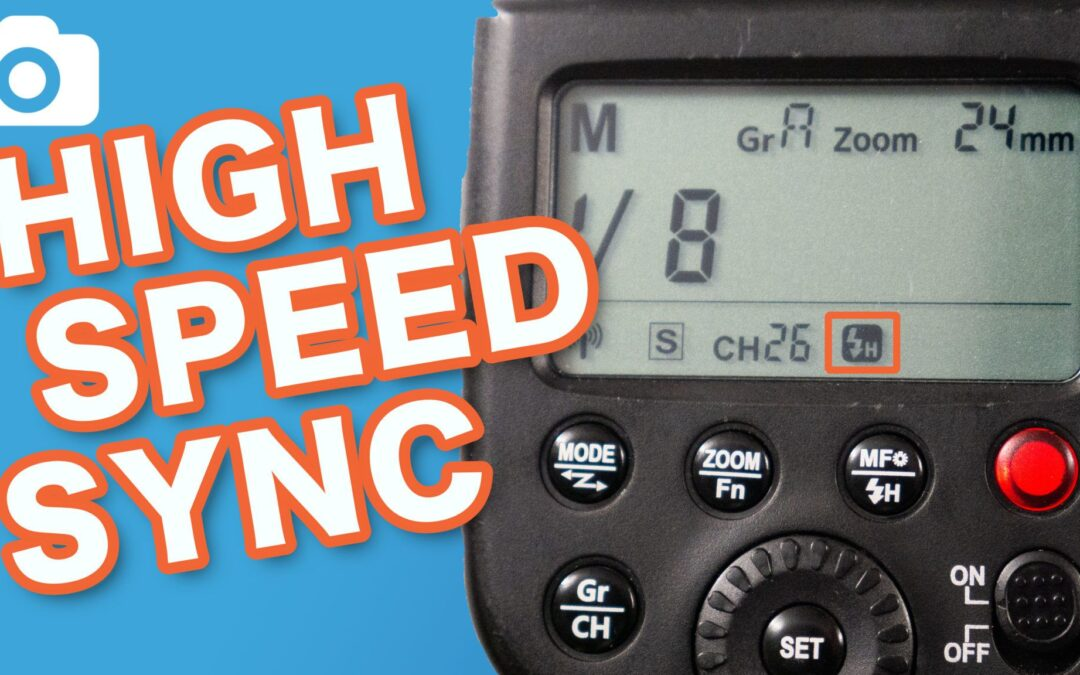 How High Speed Sync Works