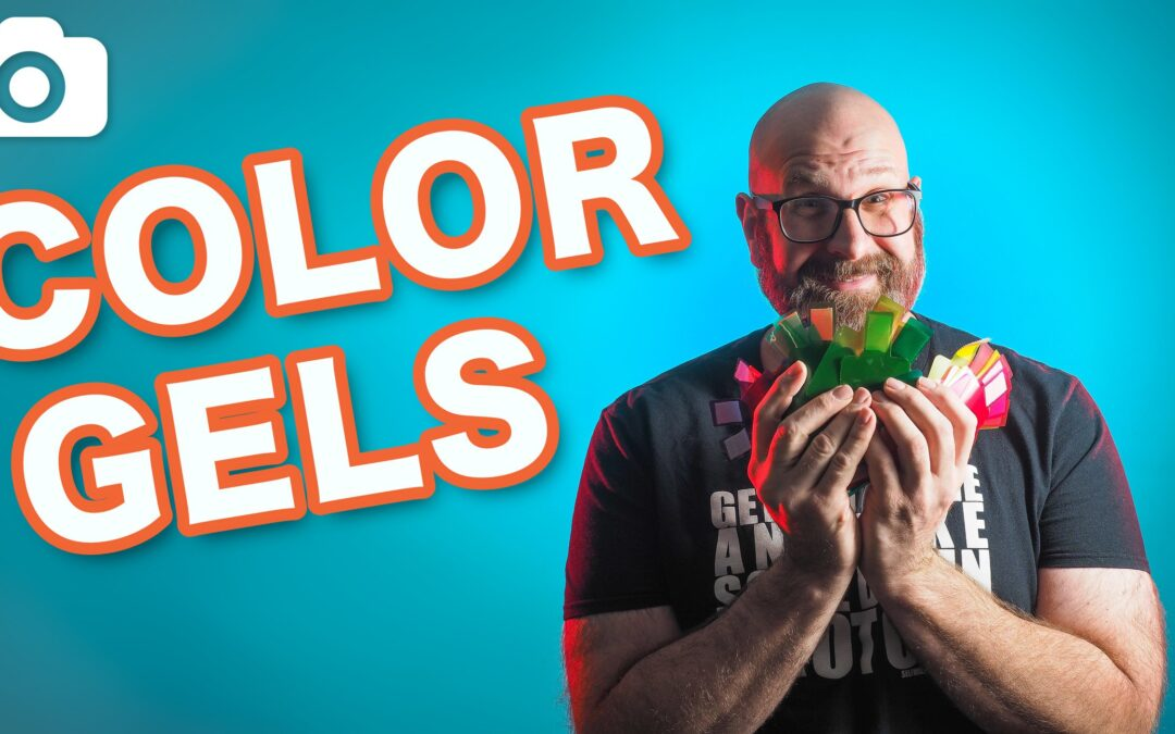 Start Using Color Gels For Lighting With These 5 Tips!