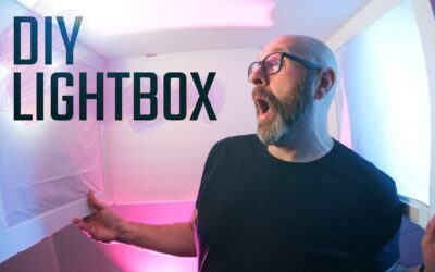DIY Light Box For Photography Just $7!