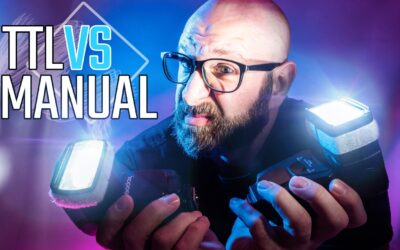 Off Camera Flash TTL Vs Manual