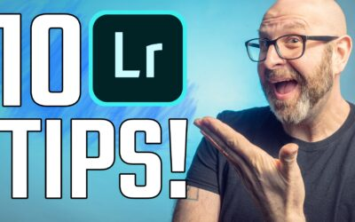 10 Insanely Useful Lightroom CC 2019 Tips In Under 3 Minutes!