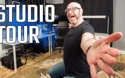 Home Photography Studio Tour 2019
