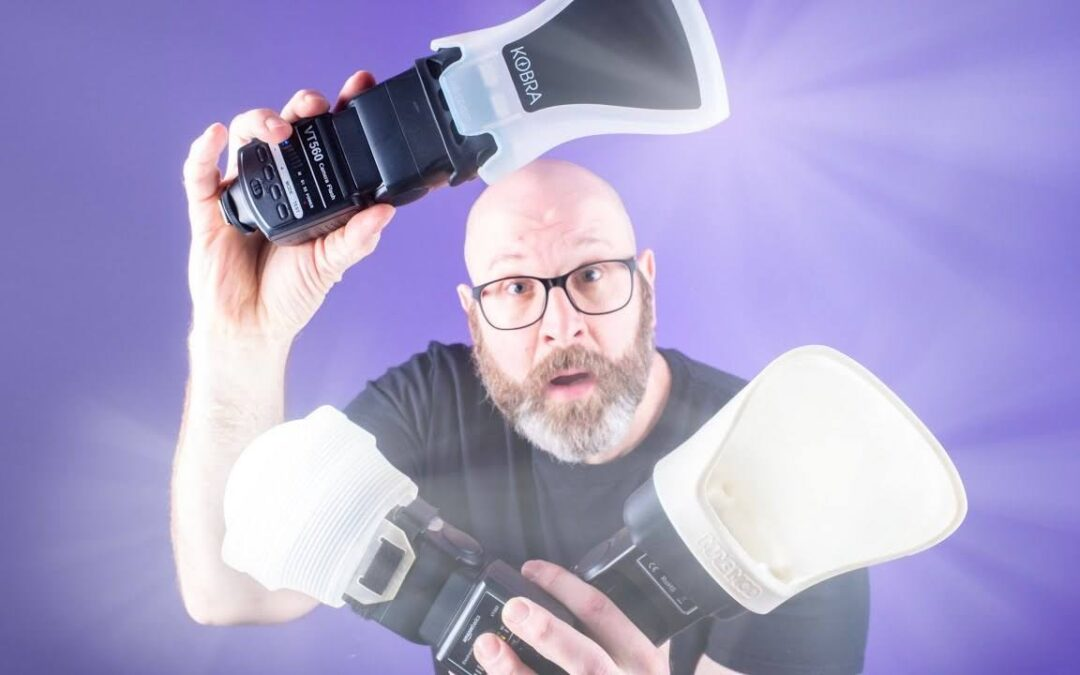 Kobra Flash Modifier Review & Comparison! Kobra Vs MagMod Vs Gary Fong!