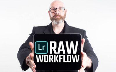 iPad Pro Raw Editing Workflow With Lightroom