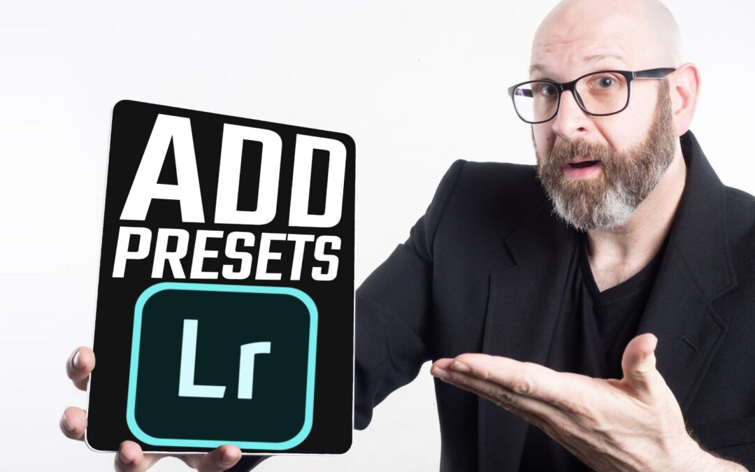 How To Add Presets To Lightroom iPad