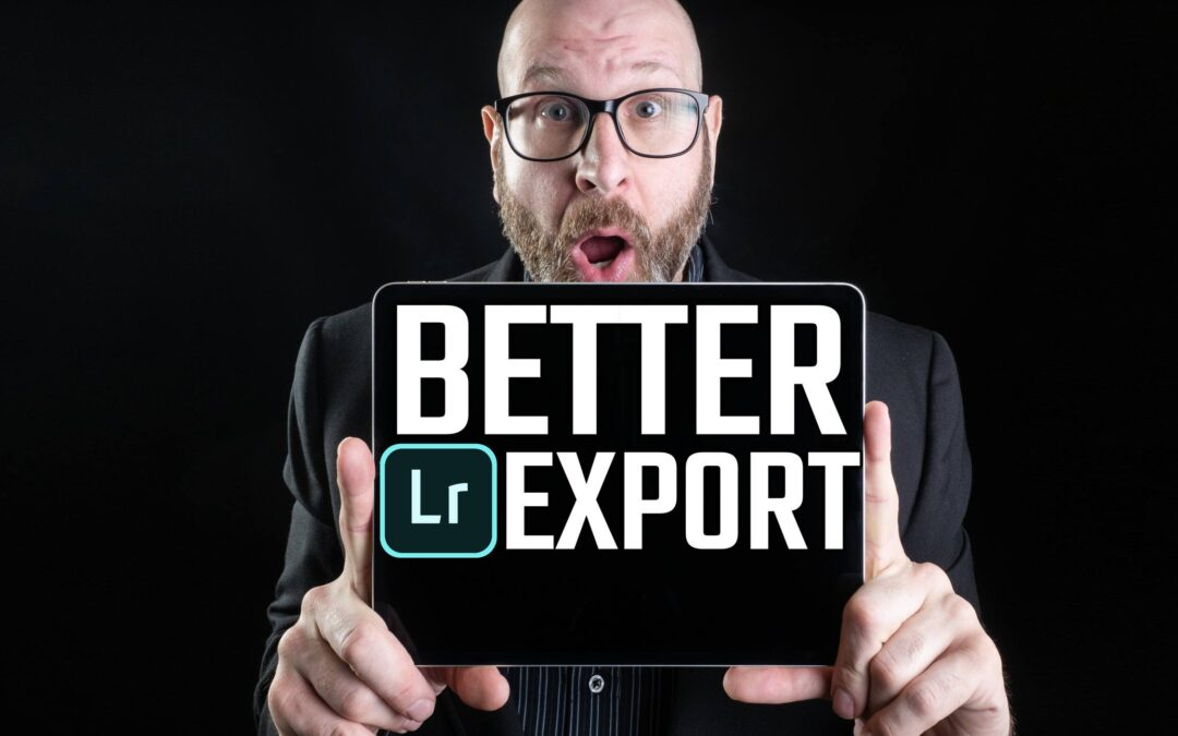 Lightroom iPad Export Sucks! Here's How To Do It Better